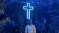 Justin Bieber gives emotional performance of 'Holy' on 'SNL' featuring Chance the Rapper