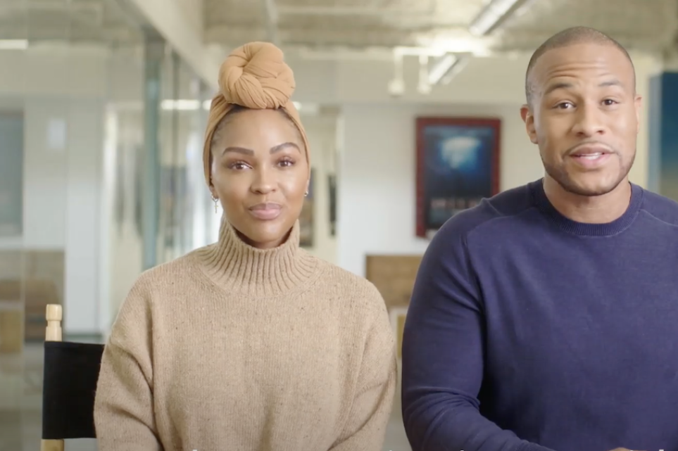 Devon Franklin hosts faith-based voting event for Biden: We need to bring back justice, civility