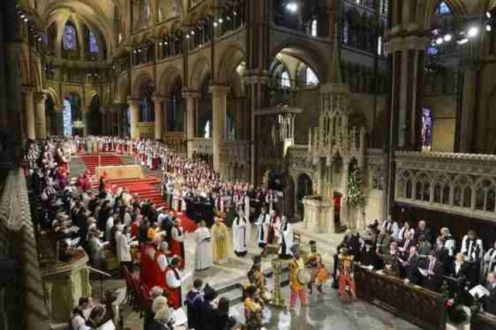 Church of England begins review of marriage, sexuality; calls for honest discussion