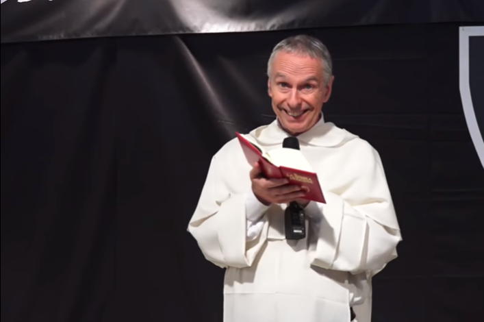 Veteran exorcist says Christians can be victims of occult, like evil eye