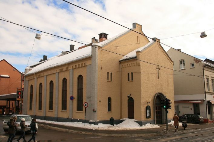 Norway's Methodist Church apologizes to LGBT community for 'condemning attitudes'