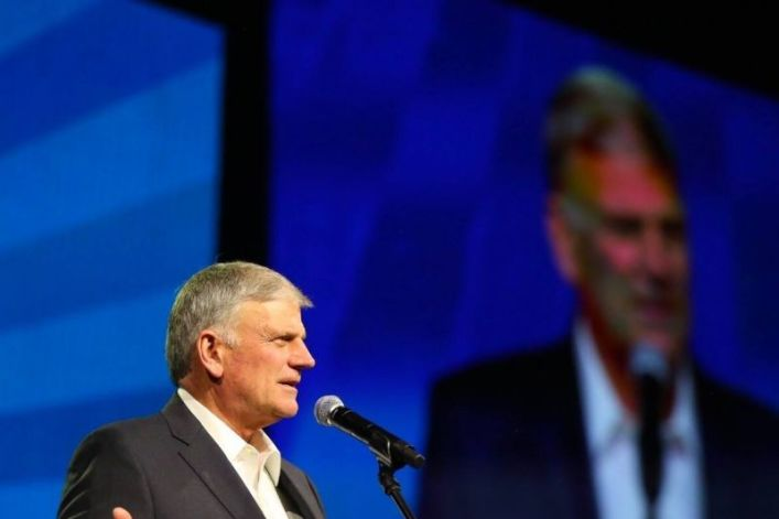 Franklin Graham urges Christians to vote in Georgia Senate runoffs: 'The soul of our nation is at stake'