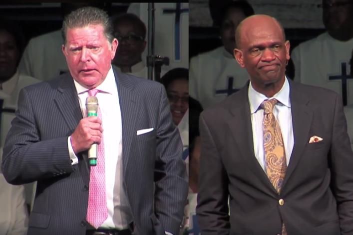Pastor Kirbyjon Caldwell who advised Bush, Obama sentenced to 6 years for fraud