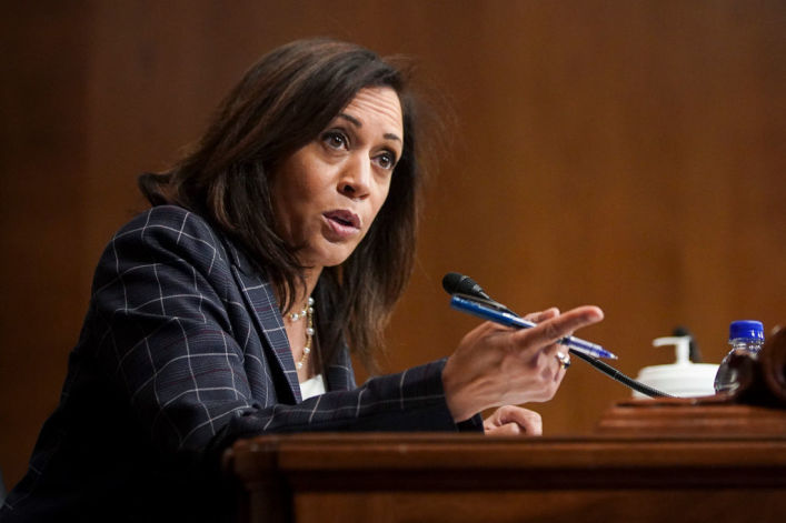 Kamala Harris to use Bible owned by first black Supreme Court justice at swearing-in ceremony