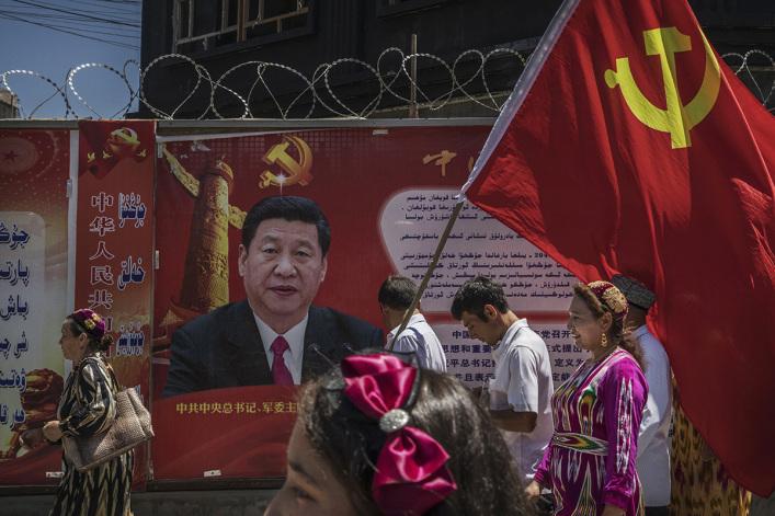 Trump admin. declares China's persecution of Uyghur Muslims 'genocide'