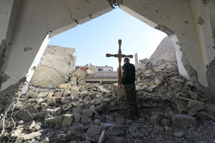 Christian leaders urge Biden to lift sanctions on Syria
