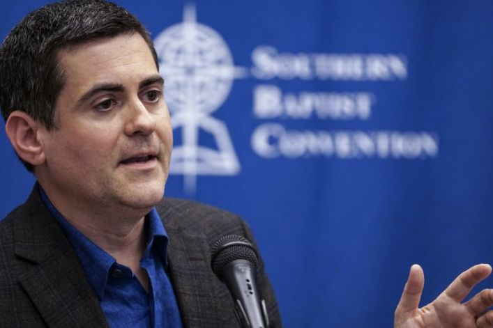 Russell Moore: Church must 'recover credibility of our witness' post-Trump
