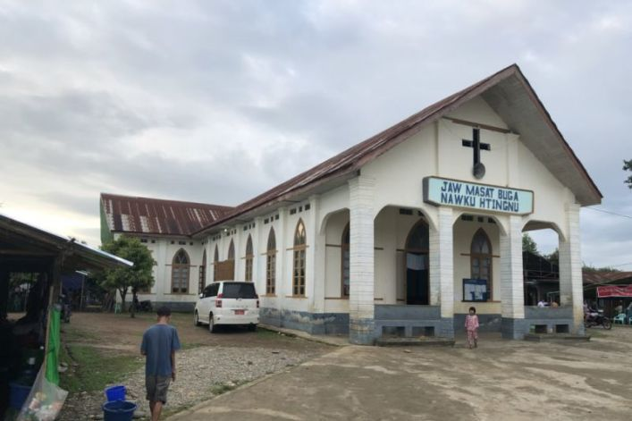 Myanmar's displaced Christians form village called 'Bethel' outside Yangon