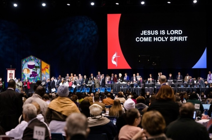 Conservative UMC faction announces creation of 'Global Methodist Church' once schism is finalized