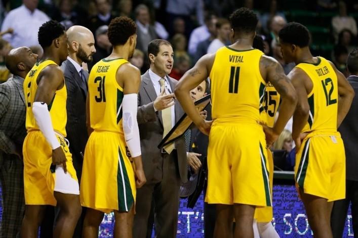 Baylor basketball coach credits 'Christ-centered program' after winning 1st championship (interview)
