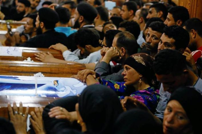 ISIS executes Coptic businessman in Egypt, sends message to 'all crusaders in the world'