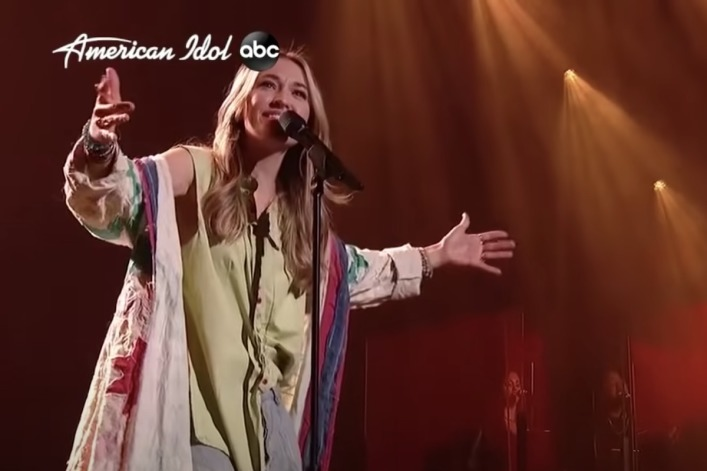 Lauren Daigle returns to 'American Idol' with breathtaking performance in gospel packed episode
