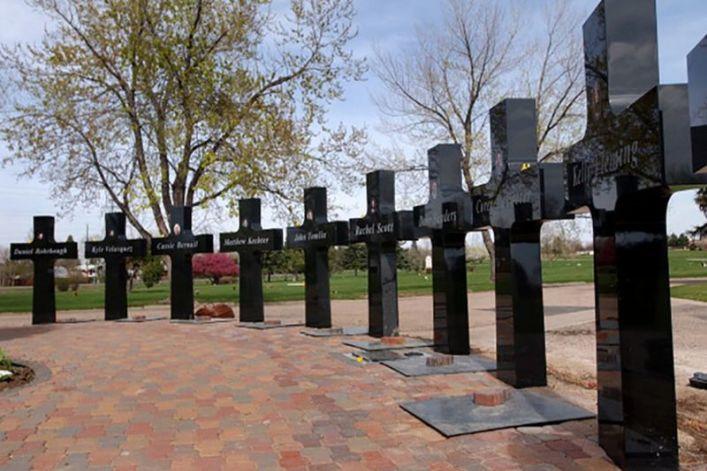 'I heard God speak to me': Columbine survivor Craig Scott reflects on moments that saved his life