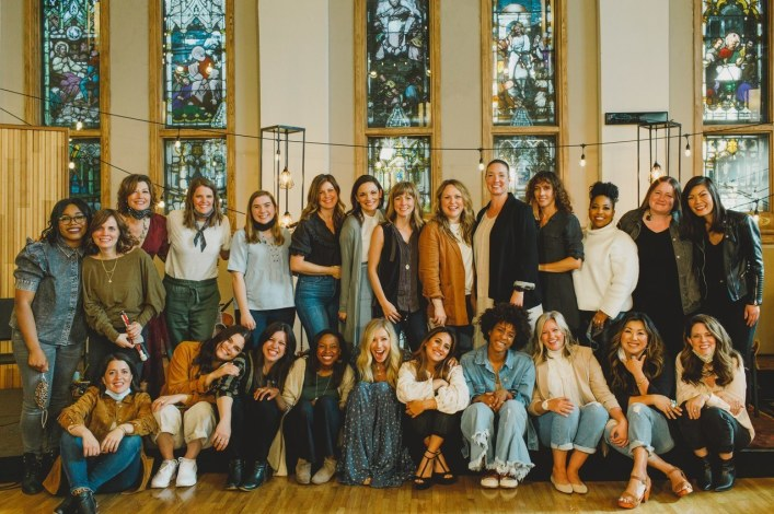 Amy Grant, Christian artists team up for Faithful Project honoring women in the Bible