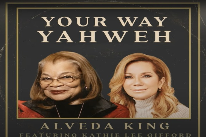 Alveda King, Kathie Lee Gifford release new Christian single 'Your Way Yahweh'