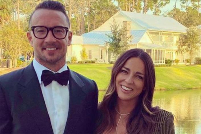 Laura Lentz makes first public statement following husband's infidelity, Hillsong firing