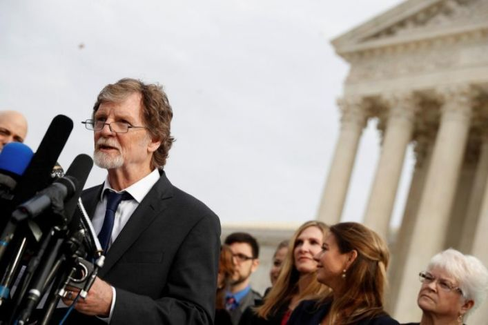 Jack Phillips reveals abuse, vandalism and death threats after he refused to make gay wedding cake