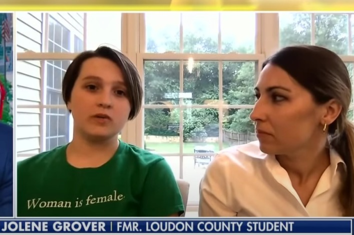 Teen girl urges adults to stop being 'cowardly,' protect kids by speaking out against trans policies