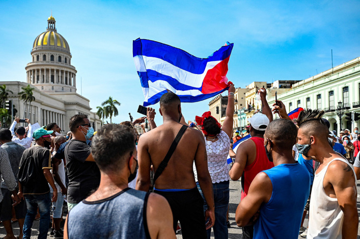 Why the crisis in Cuba is personal for me: 'Human history is, in essence, a history of ideas.'