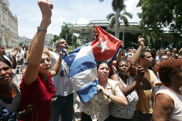 Pastors arrested, beaten amid nationwide protests in Cuba; USCIRF calls for release
