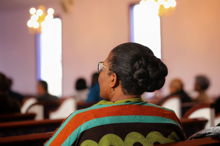 More than 40% of black churchgoers want to keep hybrid church model in wake of pandemic: study