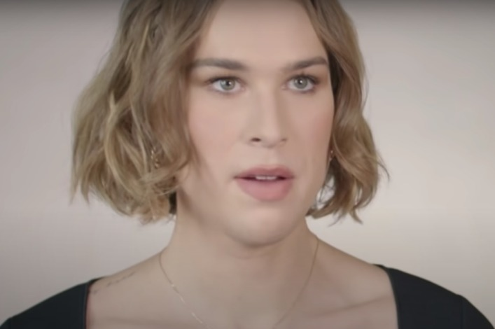'Nonbinary' Netflix star says he now identifies as 'transgender woman'