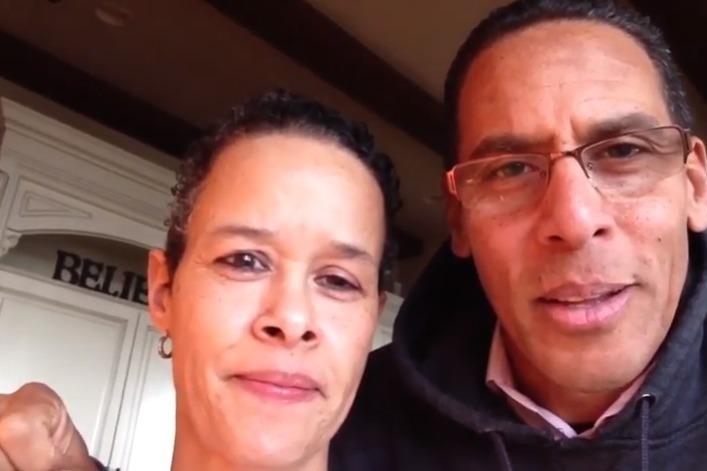 Megachurch Pastor Miles McPherson seeks prayers for wife as she battles COVID-19