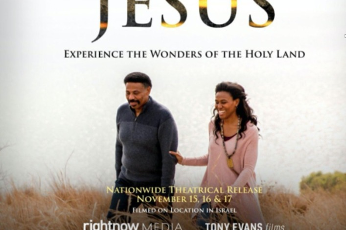 Tony Evans, daughters Priscilla Shirer and Chrystal Hurst to release film 'Journey with Jesus'