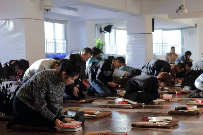 China: Police arrest 10 kids, 18 adults in raid on worship gathering