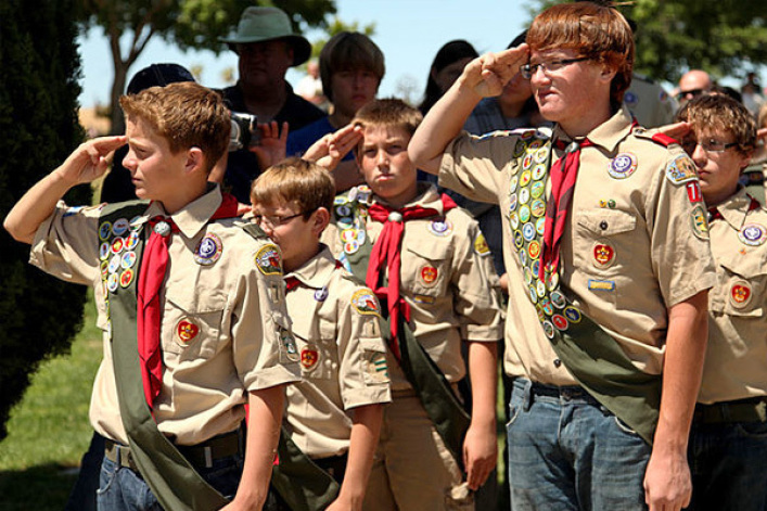 UMC advises churches to end charters with Boy Scouts amid sex abuse lawsuit settlement