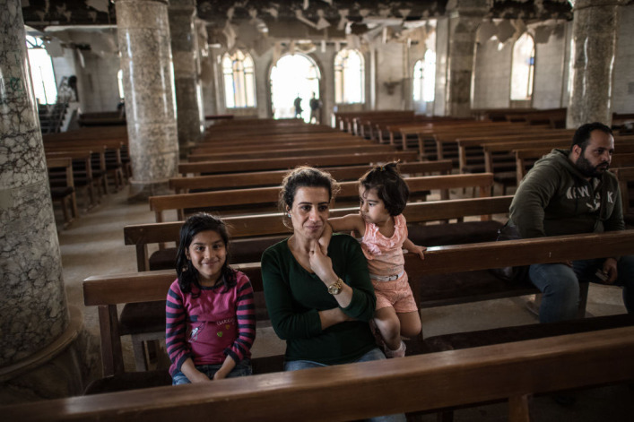 Christian leader warns persecution could be far worse if Biden pulls out of Iraq