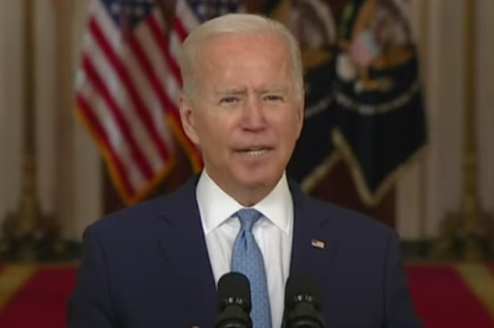 Biden wants us to forget about Afghanistan. We must not