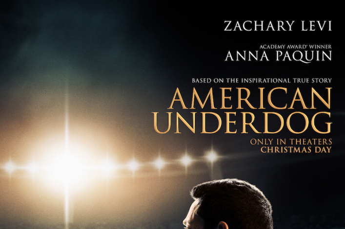 'American Underdog' becomes first faith film to get Christmas Day release: 'God's opening doors'