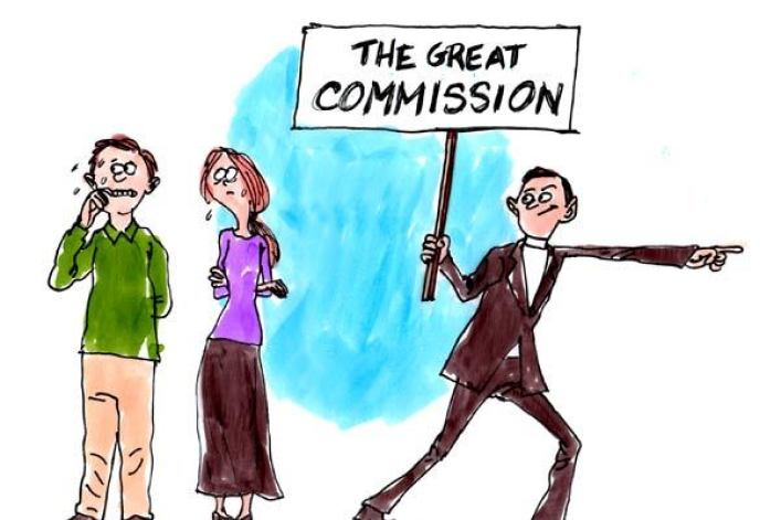 Why the Great Commission is stalling