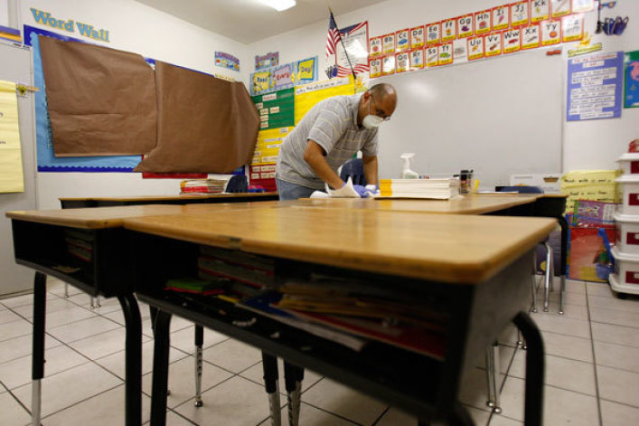 Charter, private schools see growth during pandemic as 1.4 million kids taken out of public schools: study