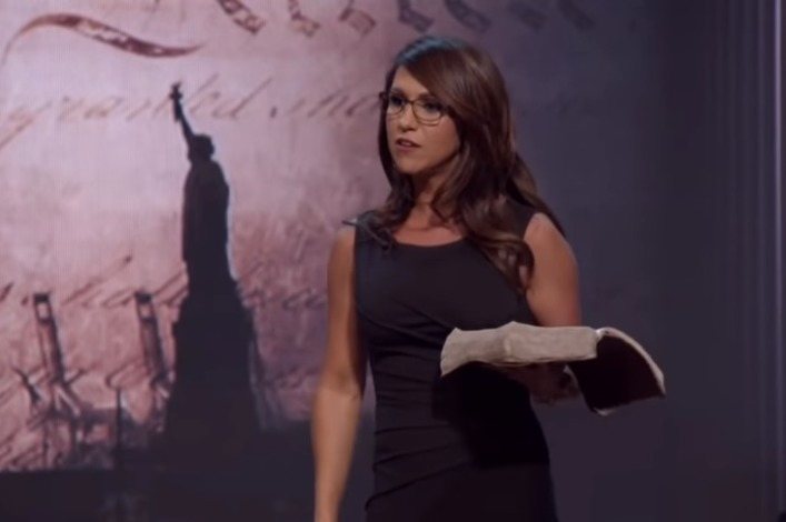 Christian Rep. Lauren Boebert: Rape victims don't need abortion but a 'Glock 19 when it happened'