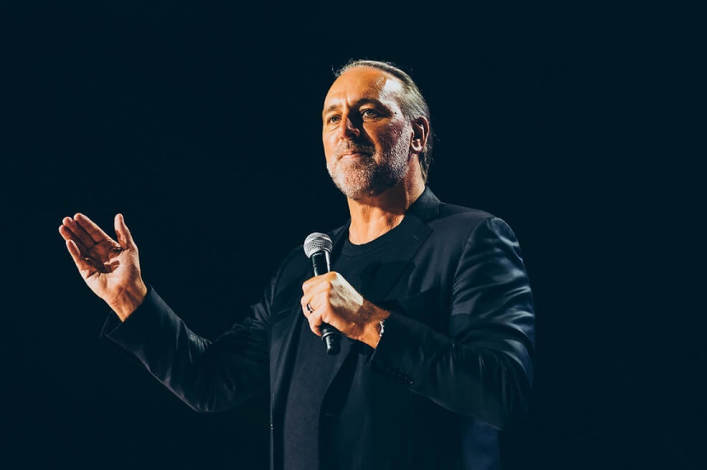 Hillsong's Brian Houston denies concealing father's alleged abuse of boy