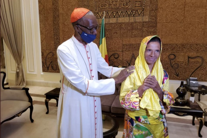 Columbian nun freed by terrorists in Mali 4 years after abduction