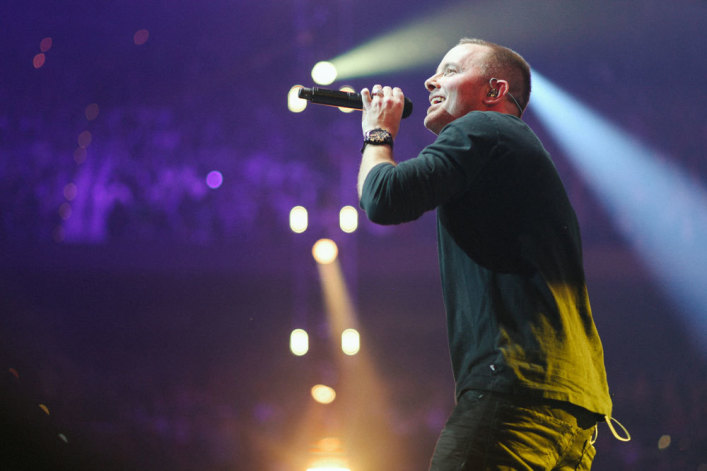 Chris Tomlin, Hillsong UNITED to headline nationwide worship tour: 'Magnify the name of Jesus'