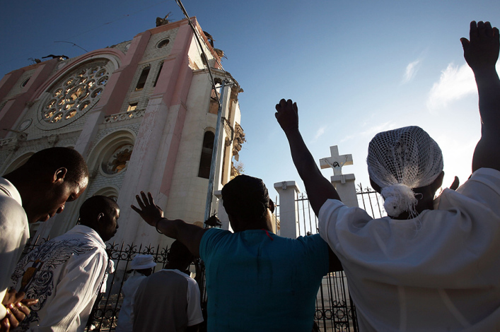 Haitian authorities identify gang behind the kidnapping of 17 missionaries