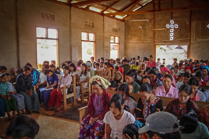 Myanmar: Christians, let's pray for our brothers and sisters
