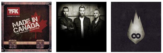 Thousand Foot Krutch's 'Light Up the Sky' Hits No  1 on Rock Charts