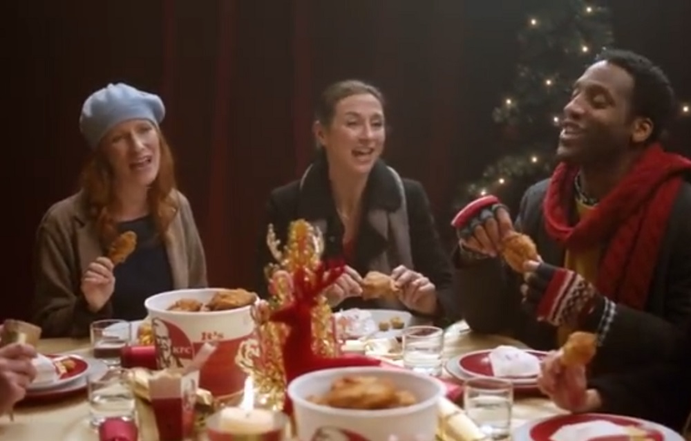 KFC Christmas Carol Commercial Did Not Offend Christians, UK