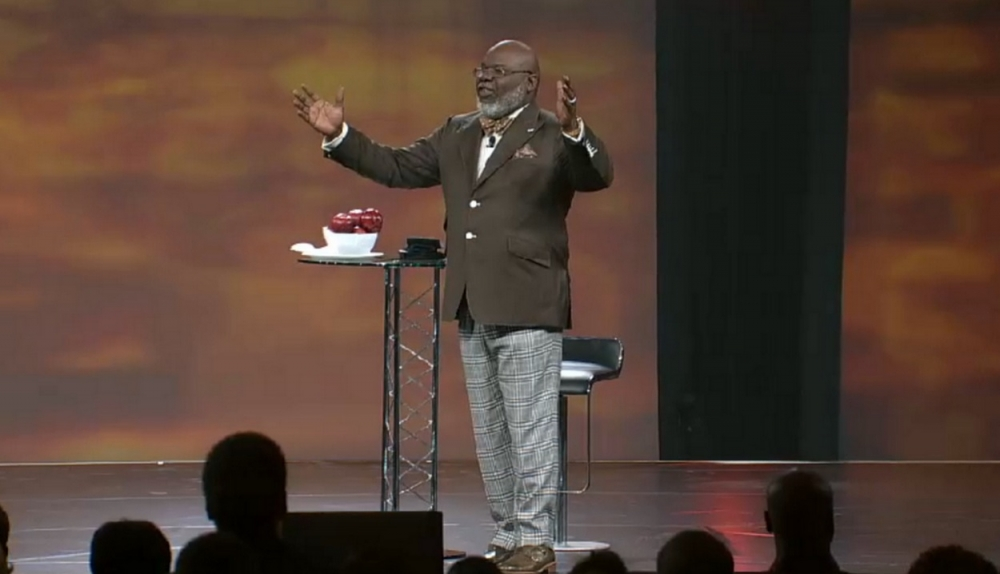 TD Jakes Tells Church Leaders 'If You're Not Making Any