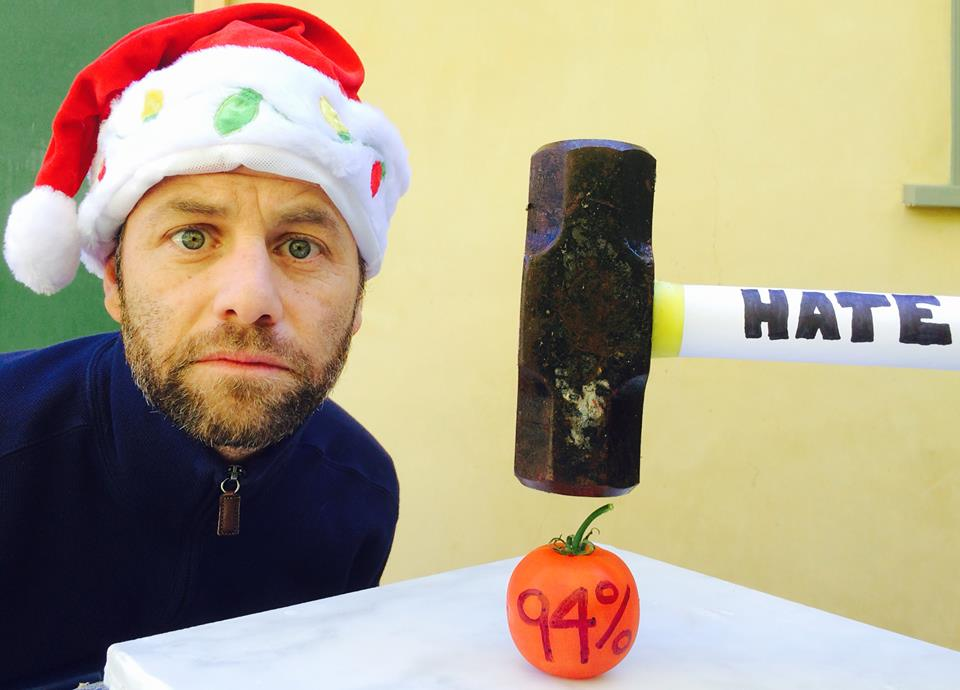 Kirk Camerons Saving Christmas.Kirk Cameron Blasts Haters And Atheists For Dropping