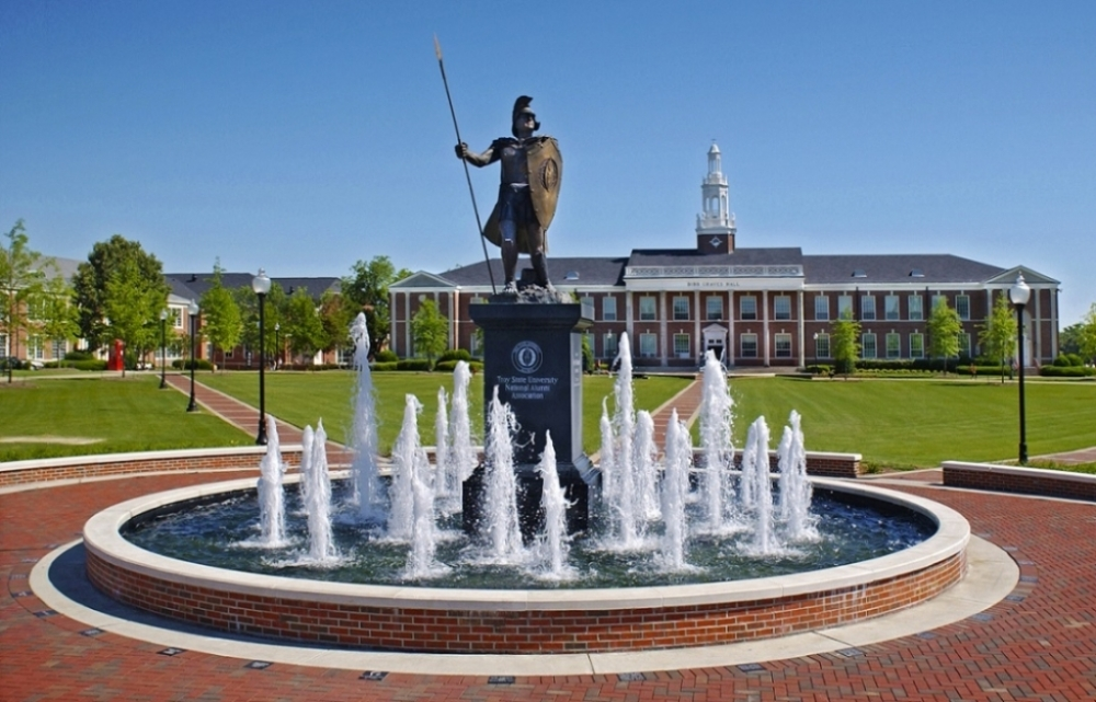 Troy University Online >> Atheists Demand Troy University Apologizes For Saying Belief