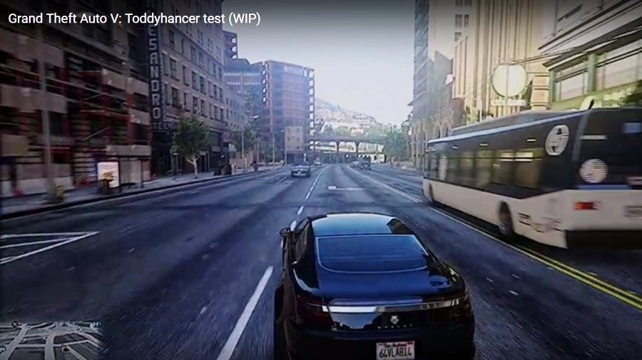 Imgur User Debuts New Photo-Realistic 'GTA 5' Mod (VIDEO) - The
