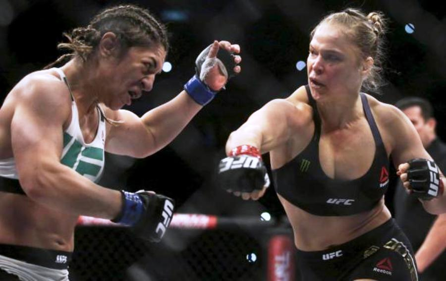 Ronda Rousey News 2015: Edmond Taverdyan imagines a 'difficult' life