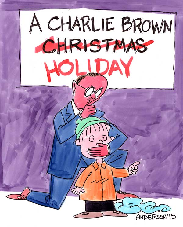 Charlie Brown Christmas Quotes.Franklin Graham Praises Audience For Reciting Banned Bible