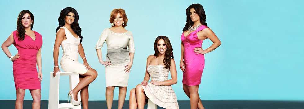 Real housewives of new jersey porn